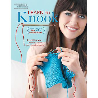 Leisure Arts Learn To Knook La 5776