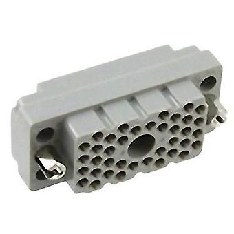 Socket inset Series (EDAC connectors) 516 516-038-000-402 EDAC Total number of pins 38 1 pc(s)