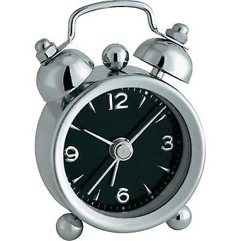 Quartz Alarm clock TFA 60.1000.01 Chrome Alarm tim