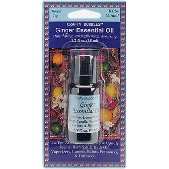Essential Oil .5oz-Ginger CB09
