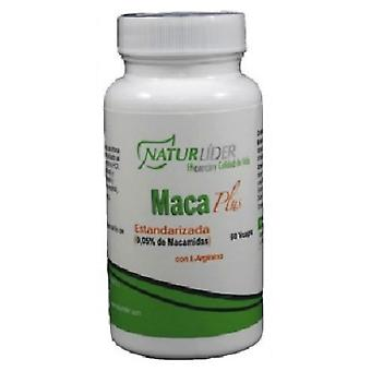 Naturlider Maca Plus 60 Cap. (Vitamins & supplements , Multinutrients)