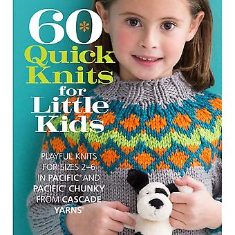 Sixth & Springs Books-60 Quick Knits For Little Kids SSB-21658