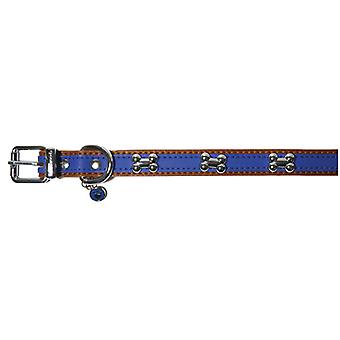 Wag N Walk Designer Collar Royal 8-12