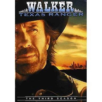 Walker Texas Ranger: Season 3 [DVD] USA import
