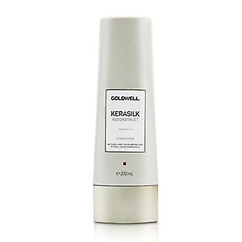 Goldwell Kerasilk Reconstruct Conditioner (For Stressed and Damaged Hair) - 200ml/6.7oz