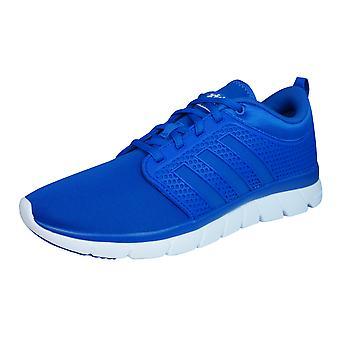 Adidas Neo Cloudfoam Groove Mens uitgevoerd Trainers / schoenen - blauw