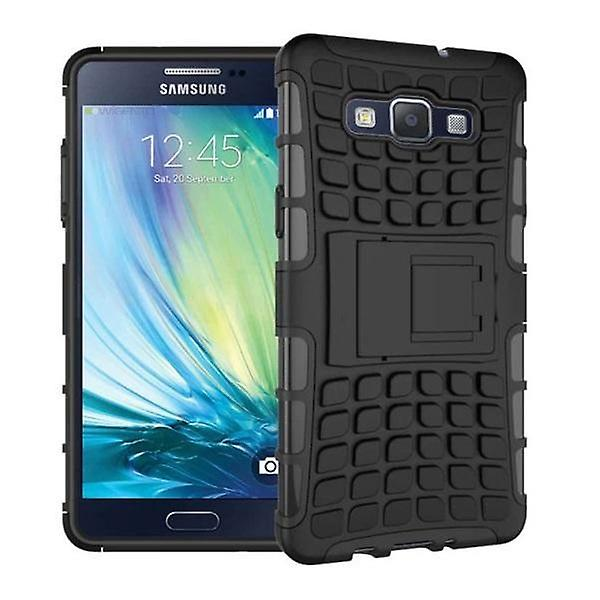 Hybrid Case 2teilig Robot Black for Samsung Galaxy A3 A300 A300F