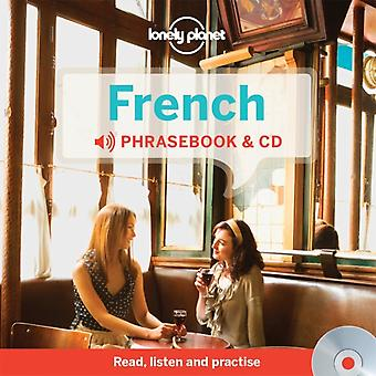 Lonely Planet French Phrasebook and Audio CD (Lonely Planet Phrasebook: French) (Hardcover) by Lonely Planet