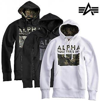 Alpha Industries Hoody Camouflage Print
