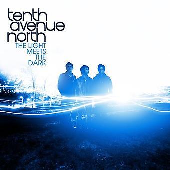Tiende Avenue nord - lys opfylder mørk [CD] USA importen