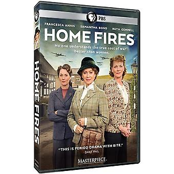 Masterpiece: Home Fires [DVD] USA import