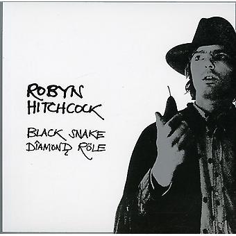 Robyn Hitchcock - Black Snake Diamond roll [CD] USA import