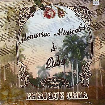 Enrique Chia - Memorias Musicales De Cuba [CD] USA import