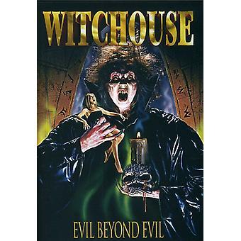 Importación de los E.e.u.u. Witchouse [DVD]