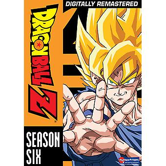 Dragon Ball Z: Säsong 6 [DVD] USA import