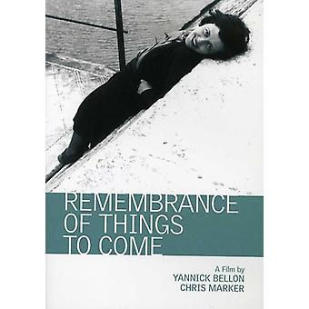 Remembrance of Things to Come [DVD] USA import