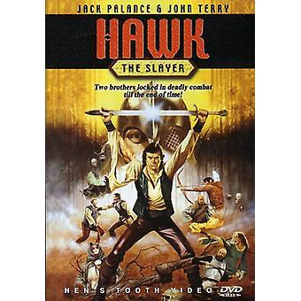 Hawk Slayer [DVD] USA importen