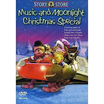 Importieren Sie Musik & Moonlight Christmas Special [DVD] USA