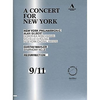 A. Mahler - Konzert für New York [DVD] USA import