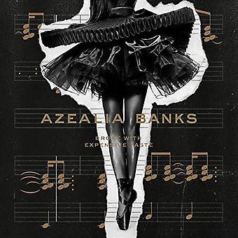 AZEALIA Banks - brød med sommerhusejeren (Ex [CD] USA import