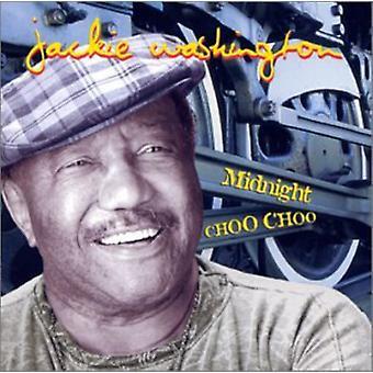 Jackie Washington - midnat Choo Choo [CD] USA import