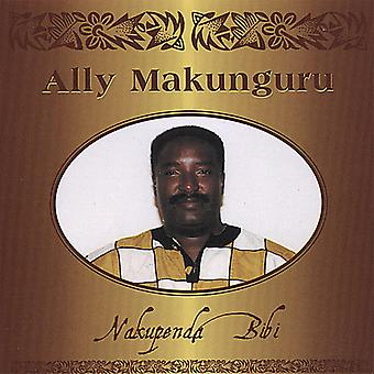 Ally Makunguru - Nakupenda Bibi [CD] USA import
