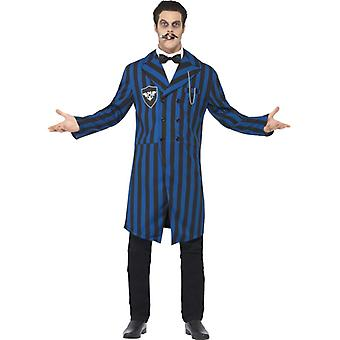 Duke of Manor Addams Gomez family Halloween costume