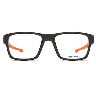 Brille Oakley Splinter In Satin Flint