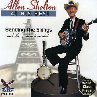 Allen Shelton - importación de Estados Unidos en su mejor [CD]
