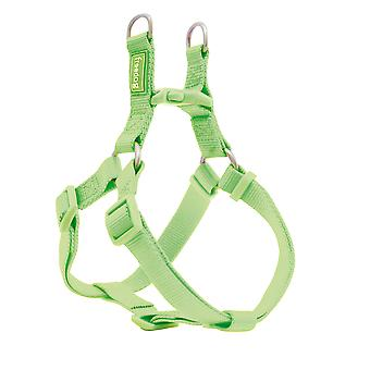 Freedog Basic Nylon Harness Type A Lime Green