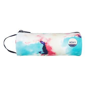 Roxy Off The Wall Pencil Case - Placid Blue Cloud Nine