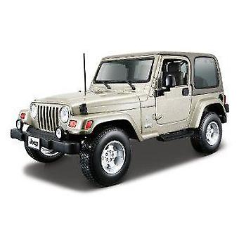 Burago Jeep Wrangler Sahara (Toys , Vehicles And Tracks , Mini Vehicles , Cars)