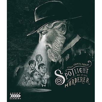 Spotlight på en morder [Blu-ray] USA import