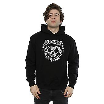 Killswitch Engage Men's Spray Paint Hoodie