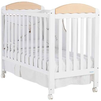 Micuna Cradle 120x60 Judith White / Natural