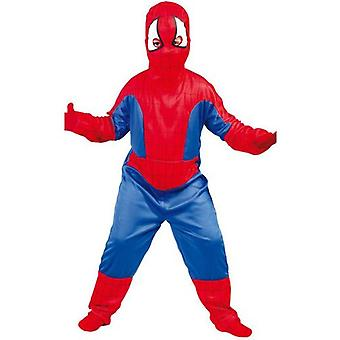 Import Spider Boy Child Costume 10.12 A (Costumes)
