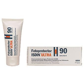 Isdin Photoprotector Sunscreen Ultra SPF 90 Cream