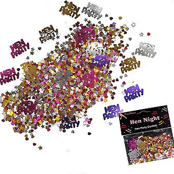 Hen Party Confetti Sprinkles