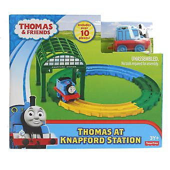 Fisher Price Thomas & Friends Thomas At Knapford Station Play Set