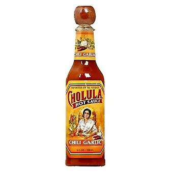 Cholula Chili Garlic Hot Sauce 2 Bottle Pack