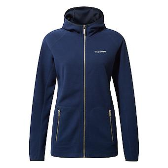 Craghoppers Womens/Ladies Hazelton Full Zip Hooded Fleece Jacket
