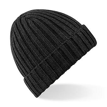 Beechfield Unisex Chunky Ribbed Winter Beanie Hat