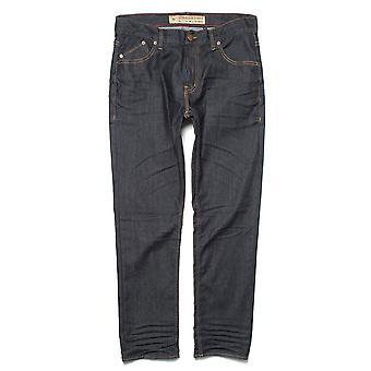 LRG RC True Tapered Fit Jeans Tinte blau