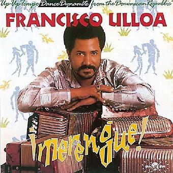 Francisco Ulloa - Merengue [CD] USA import
