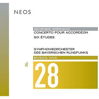 Aperghis * Georges - Musica Viva 28 [SACD] USA import
