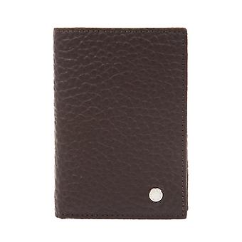 Orciani Su0045tmoro Brown mens leather wallets