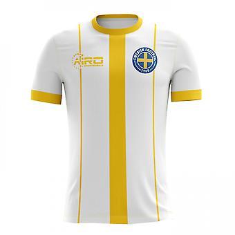 2018-2019 Sweden Third Concept Football Shirt (Kids)