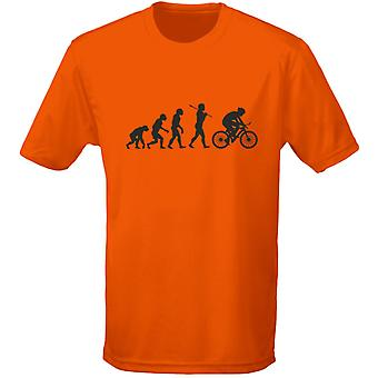 Cycling Evolution Mens T-Shirt 10 Colours (S-3XL) by swagwear