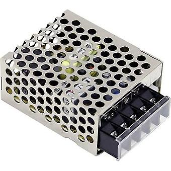 AC/DC PSU module (+ enclosure) Mean Well RS-15-5 5 Vdc 3 A