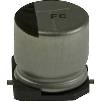 Electrolytic capacitor SMD 470 µF 10 V